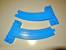 TOMY TRACKMASTER MOTORIZED THOMAS BLUE TRACK RISERS RAILROAD TRAIN REPLACEMENT