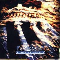 "(CD) ATARAXIA ""Lost Atlantis"" (EFA Records 1999)"