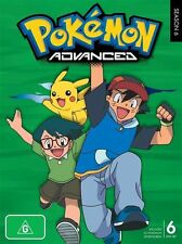 Pokemon - Advanced : Season 6 (DVD, 2010, 6-Disc Set) Brand New Region 4