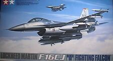 1/48 F-16 C Block 50 Fighting Falcon by Tamiya