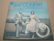 ray conniff   the happy sound of  south american / colombian cbs pressing lp