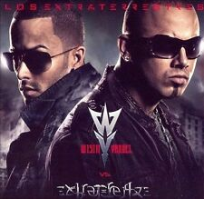 Los Extraterrestres by Wisin & Yandel (CD) NEW & SEALED perfect condition