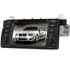 For BMW 3 series E46 330i 328i Auto Radio Stereo DVD Multimedia SatNavi Headunit