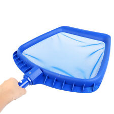 Swimming Pool Skimmer Leaf Net Cleaning Swimming Pools Tubs Shallow Leaf Net