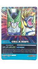 Carte Dragon ball Z Cell & Baby DB-682 Brillante / HOLO