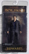 TWILIGHT SAGA. NEW MOON. EDWARD ACTION FIGURE. NEW ON CARD. 2009