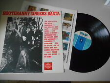 LP Pop Hootenanny Singers - Bästa (12 Song) POLAR / ABBA