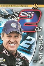 The Number 2 Car: Rusty Wallace DVD***NEW***