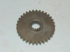 Vintage Arctic Cat Snowmobile Chaincase Bottom Gear Sprocket 33 Tooth 0107-513