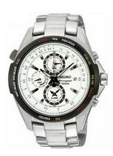 Seiko Criteria Flight Master Alarm Chronograph Men's Watch SNAD69P1