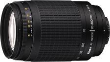 Nikon AF Zoom-Nikkor 70 - 300 mm f/4-5.6G Lens (SMP3)