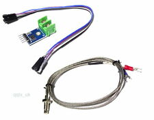 MAX6675 Module + K Type Thermocouple Thermocouple Sensor for Arduino AL - UK