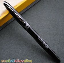 Picasso 606 Ultrafine Accounting Fountain Pen(Black) EF Nib Original Box
