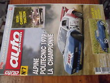 µ? revue Auto Passion n°7 Coupé 203 Citroen Rosalie VIII Grandsire Traction 11