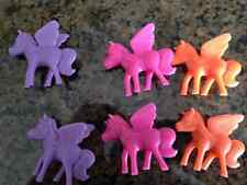 40 Ponies  Pony Counters Math Manipulatives Preschool Birthday party favors