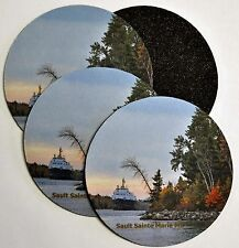 4 non slip coasters personalized your photo neoprene rubber weddings party