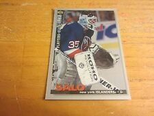 Tommy Salo 1995-96 Collector's Choice Player's Club Platinum #235 Card NHL