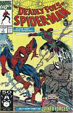 Deadly Foes of Spider-Man #1 (May 1991, Marvel)