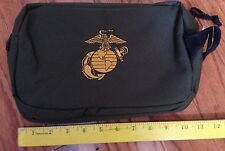 USMC Eagle Gun Tactical gear Pouch Marines Travel Bag Marine Embroidere OD Green