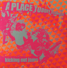 "A PLACE TO BURY STRANGERS 7"" KICKING OUT JAMS SWANS OH SEES MY BLOODY VALENTINE"