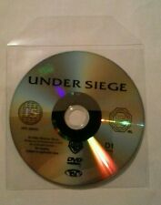 Under Siege (DVD, Disc only) Brand new. Steven Seagal.
