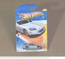 Hot Wheels 2011 First Editions Honda S2000 in Metalflake Silver