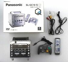 RARE Panasonic Q Cube Game Cube Console System SL-GC 10 Nintendo Japan (Tested)
