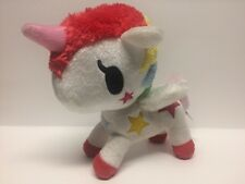 "Tokidoki 8"" Rainbow Stellina Unicorno Plush Unicorn Stuffed Toy"