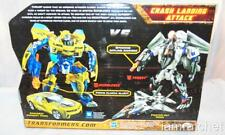 Transformers Movie HFTD Crash Landing Attack Bumblebee and Thrust MISB