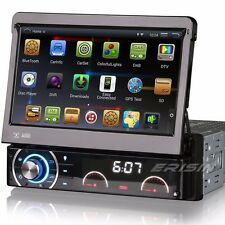 Car Stereo 1 Din DVD Player Radio DAB GPS DVR Bluetooth SD Android 4.4 3090GB