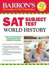 SAT Subject Test World History by Marilynn Giroux Hitchens, Heidi Roupp...