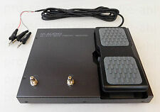 M-audio Black Box pedal board para black box Foot Controller + embalaje original + garantía