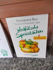 Tischlein deck Dich: Rezepte aus Ostwestfalen Lippe:Westfälische Spezialitäten 2