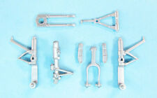 F2H-2 Banshee Landing Gear For 1/48th Scale Kitty Hawk Model  SAC 48317