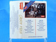 LEVI'S CHOICE HITS - 1988 EXCELLENT CONDITION CASSETTE - Original Artists