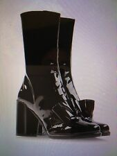 SONIA RYKIEL ANKLE BOOTS SIZE 36.5