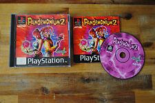 Jeu PANDEMONIUM 2 (Complet) sur Playstation 1 PS1 (one) REMIS A NEUF
