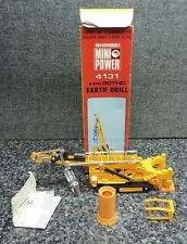 Shinsei Mini Power Kato 30THC Earth Drill Number 4131 Boxed Clean 1/88 Scale