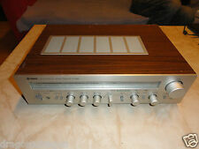 Yamaha R-500 Classic Vintage Stereo Tuner, Made in Japan, Netzteil DEFEKT