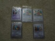 Japanese Pokemon Domino Card Set! SEALED! Snorlax LVX, Slowking Prime