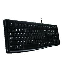LOGITECH K120 Keyboard USB (IT Layout – QWERTY)