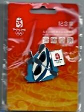 Kayak Olympic Pin Badge~2008~Beijing~Games Mark~Equipment Series~NEW ON CARD!!!