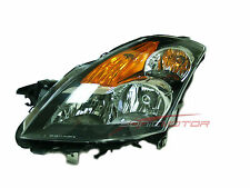 For 2007-2009 Nissan Altima Driver Side Headlight Head Lamp LH (Halogen)