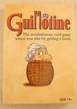 Guillotine Card Game - Win by getting a head