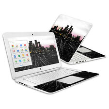 Skin Decal Wrap for HP Chromebook 14 (2014) Cover Skins Urban Night