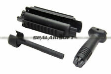 Handguard RAS Rail System /w Outer Barrel for Airsoft MP5A1 to A5 CYMA VFC AEG