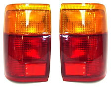 TOYOTA 4-Runner 1988-1992 Rear tail Left Right signal lights lamp LH+RH 1 set