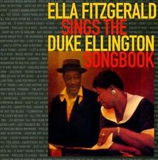 Sings the Duke Ellington Song Book by Ella Fitzgerald (Essential Jazz Classics)