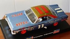 Revell Monogram '67 Ford Fairlane 1:32 Slot Car #11 Mario Andretti ~ New in Case