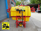 **TRACTOR MOUNTED CROP SPRAYER BOOM 6M-12M TANK 200L-800L COMPACT BRAND NEW**